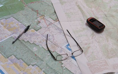 Elk Hunting Maps – Do You Really Need One?