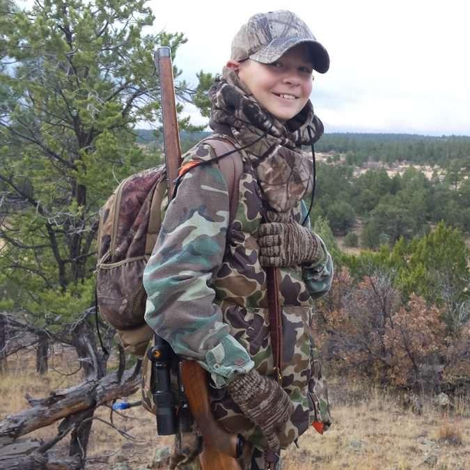Elk Hunting for Youth
