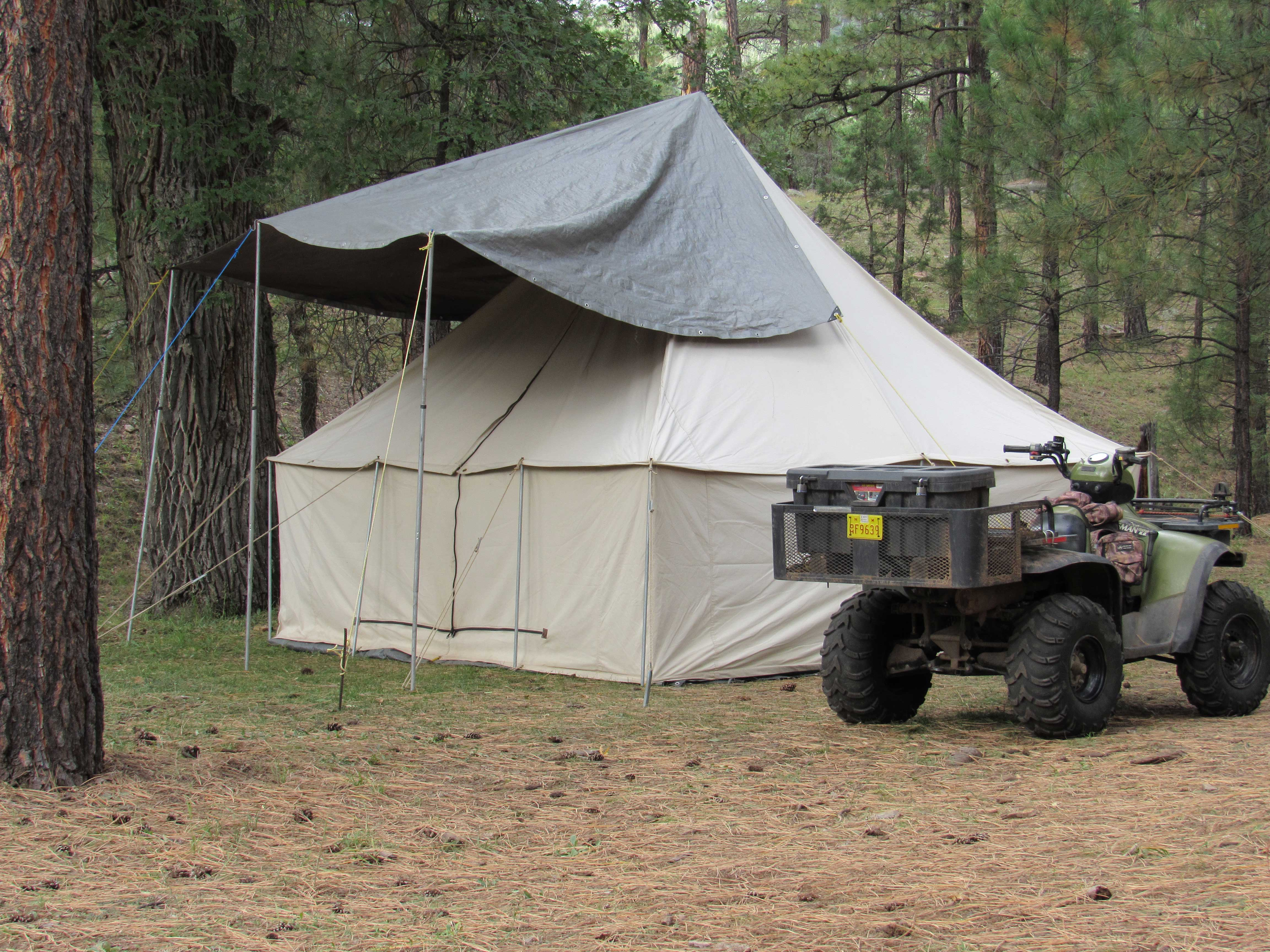 Elk Hunting Tent - What are the top 3 things to consider